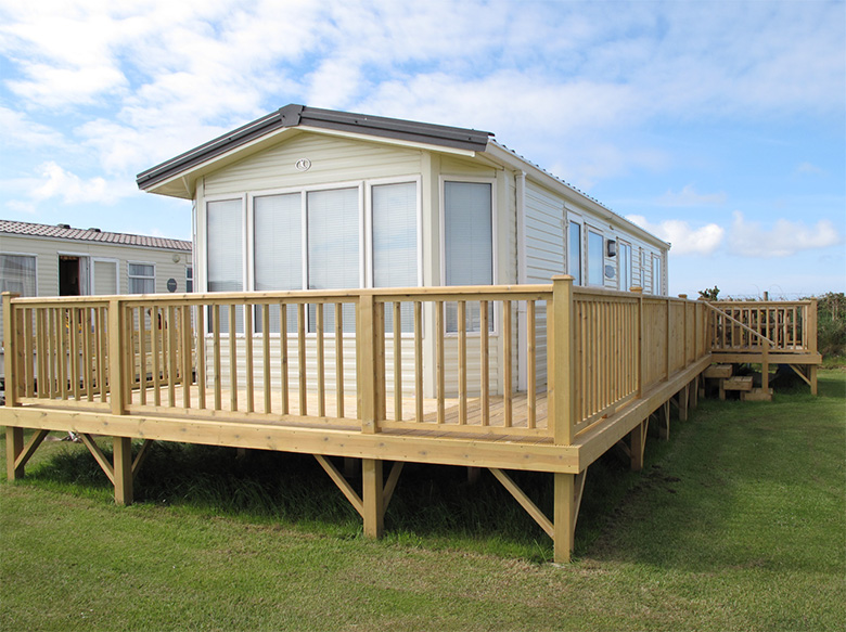 Buying your own static caravan
